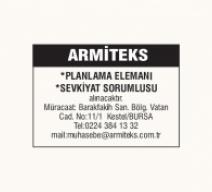 ARMİNTEKS