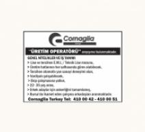 CORNAGLİA GROUP
